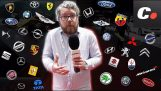 How to pronounce car brands right
