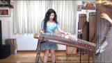 "Το ""The Man Who Sold The World"" σε ένα Gayageum"