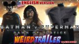 Batman mod Superman: Den bizarre trailer