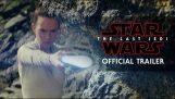 Star Wars 8: The Last Jedi (τρέιλερ)