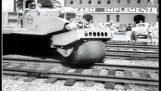 Странный 1953 автомобиля