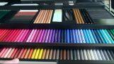 Η θήκη μολυβιών ζωγραφικής της Faber-Castell