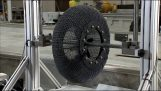 NASAは、新たに開発しました。, 効率的なホイール
