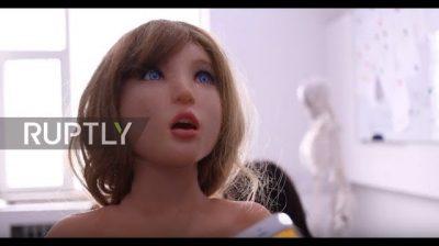 japonské sexuální roboty