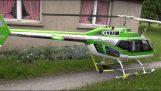 Τηλεκατευθυνόμενο ελικόπτερο μεγάλης κλίμακας