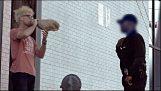 Ένας ταχυδακτυλουργός ξεφεύγει από την αστυνομία