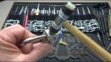 How to unlock a Master Lock padlock