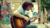 """Το """"Beat It"""" στην ακουστική κιθάρα από τον Miguel Rivera"""