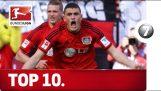 Nejlepší řecké fotbalisty, kteří přešli z Bundesligy