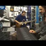 Συνθεσάιζερ αναπαράγει τον ήχο της ηλεκτρικής κιθάρας