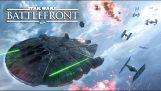 Θεαματικές αερομαχίες στο βιντεοπαιχνίδι Star Wars Battlefront