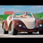 Το ξύλινο αυτοκίνητο των 18.000€