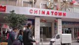The Chinatown in Athens