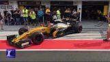 incidentes bizarros na Fórmula 1