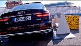 Las características tecnológicas impresionantes del nuevo Audi A8