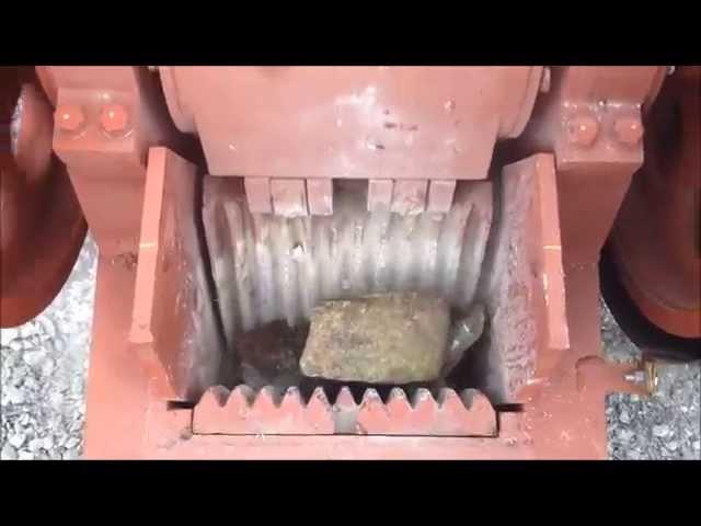дробилки для камня видео