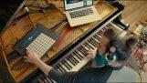 Όταν θες να παίξεις σόλο όπως ο Slash, αλλά ξέρεις μόνο πιάνο