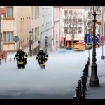 Διαρροή διοξειδίου του άνθρακα στην πόλη