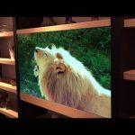 Η διάφανη τηλεόραση της Panasonic στην έκθεση CES 2016
