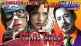 "El extraño trailer ""Capitán América: Guerra civil"""