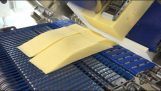 Αυτόματη μηχανή τεμαχισμού τυριού και μπέικον