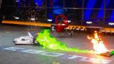 The best fights of Battlebots for 2016