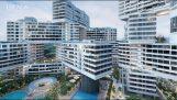Το απίθανο συγκρότημα κτιρίων Interlace στη Σιγκαπούρη