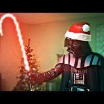Ο Darth Vader ντύνεται Άι Βασίλης