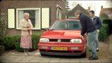 Το Volkswagen της γιαγιάς (παρωδία)