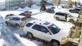 Η χειρότερη οδηγός στον Καναδά