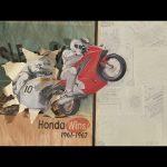 """Η """"χάρτινη"""" διαφήμιση της Honda"""