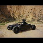 Blackbird: το όχημα για γυρίσματα ταινιών και διαφημίσεων