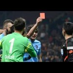 Carton rouge à l'arbitre en Turquie