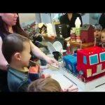 Η τούρτα Optimus Prime που μεταμορφώνεται