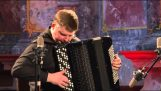 "The ""Summer"" of Vivaldi on the accordion"