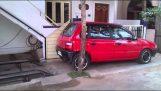 Το έξυπνο πάρκινγκ