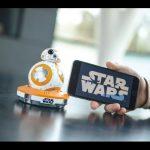 Το ρομπότ BB-8 από το Star Wars, γίνεται τηλεκατευθυνόμενο παιχνίδι