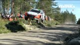 Highlights of the WRC for 2016