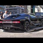 Η παράδοση της πρώτης Bugatti Chiron στο Μονακό