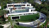 Reklame for det dyreste hus i USA