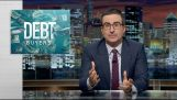 The John Oliver gave value debts 15.000.000 USD