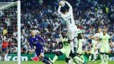 Ο Cristiano Ronaldo επιχειρεί να κάνει ένα κάρφωμα