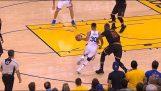 Stephen Curry εναντίον LeBron James