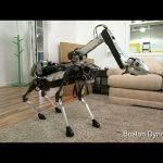 SpotMini: ο νέος ρομποτικός σκύλος της Boston Dynamics