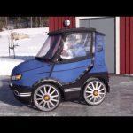 PodRide: Το ποδήλατο-αυτοκίνητο