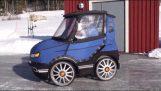 PodRide: El moto coche