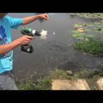 Οι πιο παράξενες μέθοδοι ψαρέματος