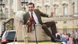 Ο Rowan Atkinson γιορτάζει τα 25 χρόνια του Mr Bean