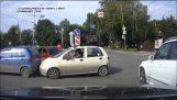 Η οδηγός τιμωρήθηκε