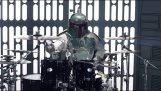 The musical theme of Star Wars in Metal adaptation